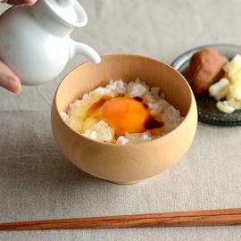 Wooden bowl  buna 3780
